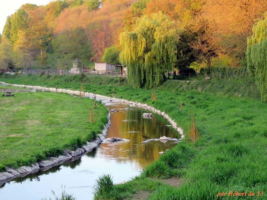 Montsûrs dans la Mayenne