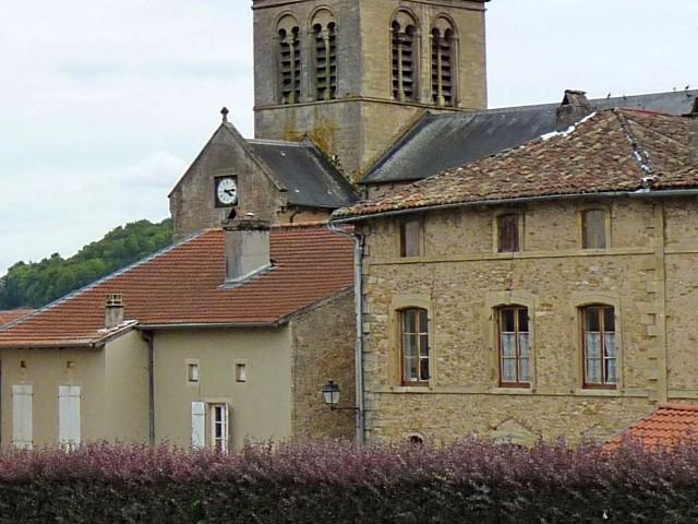 Gorze l'église Saint-Etienne 23 Marc de Metz 2011