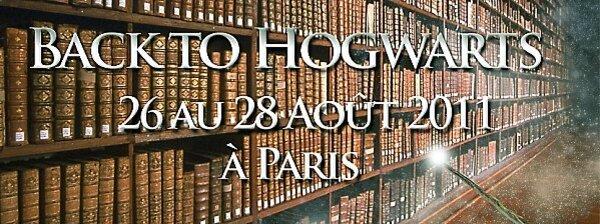 Back to Hogwarts 2011 banner