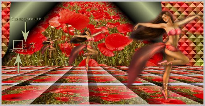 Danse du coquelicot