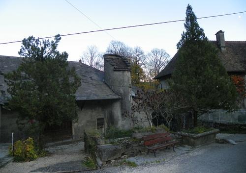 Anciennes maisons de Virieu-le-Grand ( 1 )