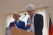 Cinquante ans de jumelage Bargteheide - Déville lès Rouen
