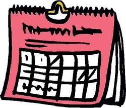 EDT semaine du 25 au 29 mars 2013