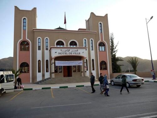 La mairie de Taliouine