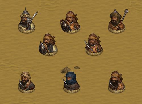 NEWS : Battle Brothers, DLC Blazing Deserts, les Nomades