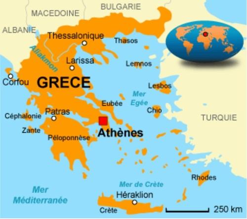 La GRÈCE, de la « faillite sanitaire » organisée par l'Union européenne à la « crise humanitaire »