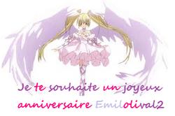 Joyeux Anniversaire Emilolival2