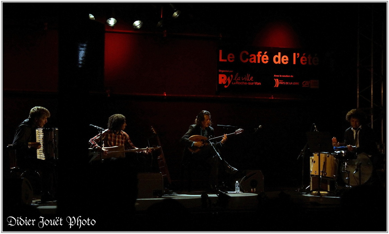 Thierry Robin / Café de l'été 2014