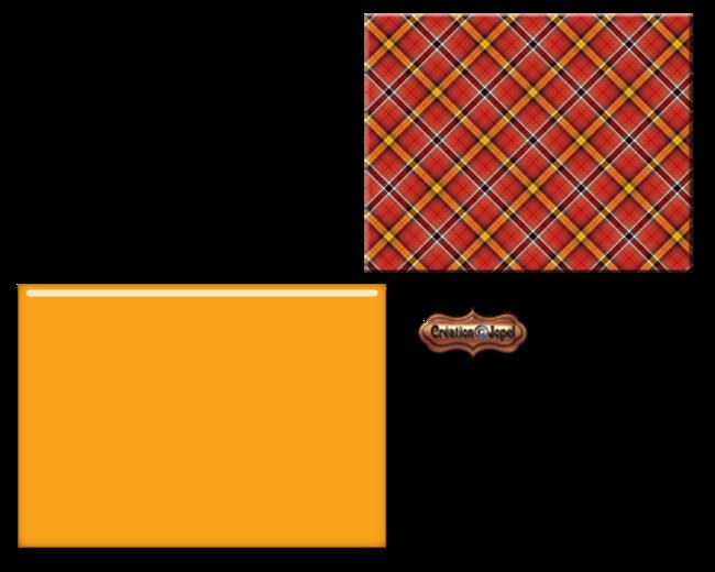 Kit automne carreaux rouge