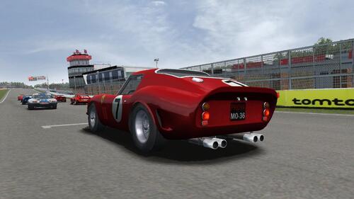 Ferrari 330 GTO de 1963