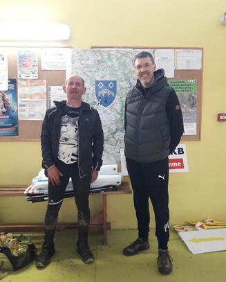 Trail du Kreiz Breizh - Dimanche 25 mars 2018