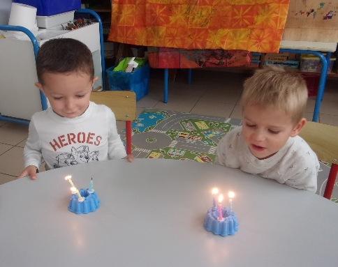 Les anniversaires de septembre (2)
