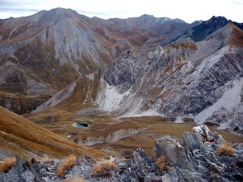 Col Albert (2844 m)
