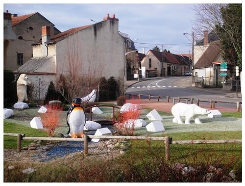 Saint-Pourçain sur Sioule. Décembre 2013