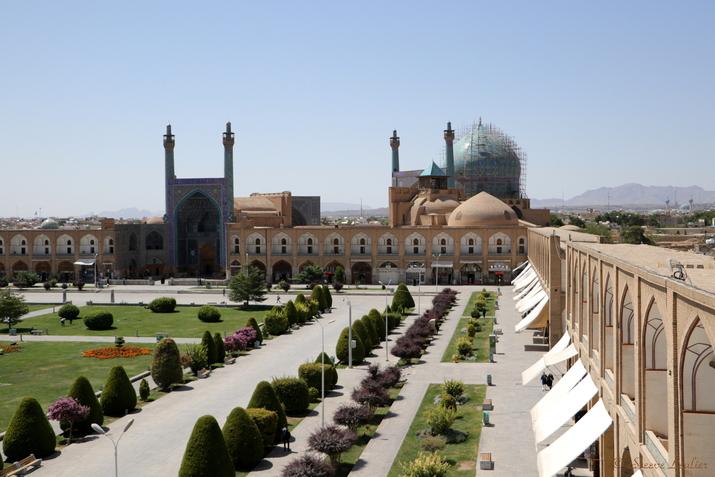 La Mosquée du Chah, Ispahan