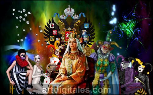 Les fous de la Reine