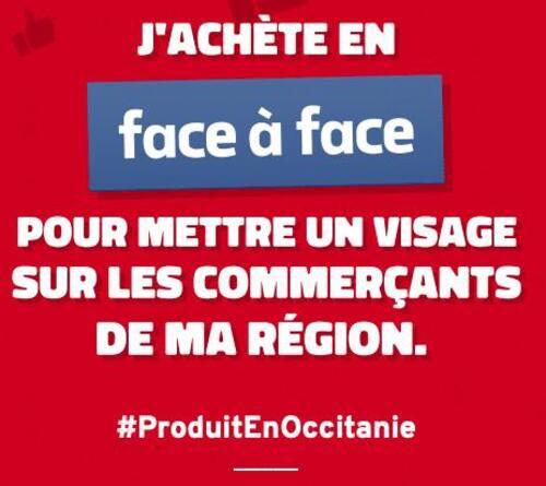 La région Occitanie détourne le logo d'Amazone