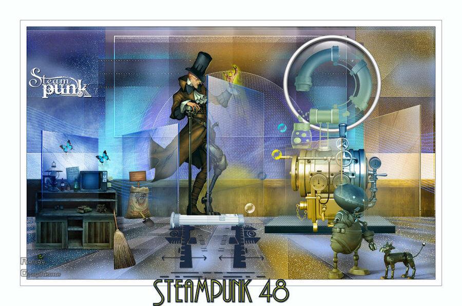 Steampunk 48