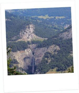 Cascade St Benoit