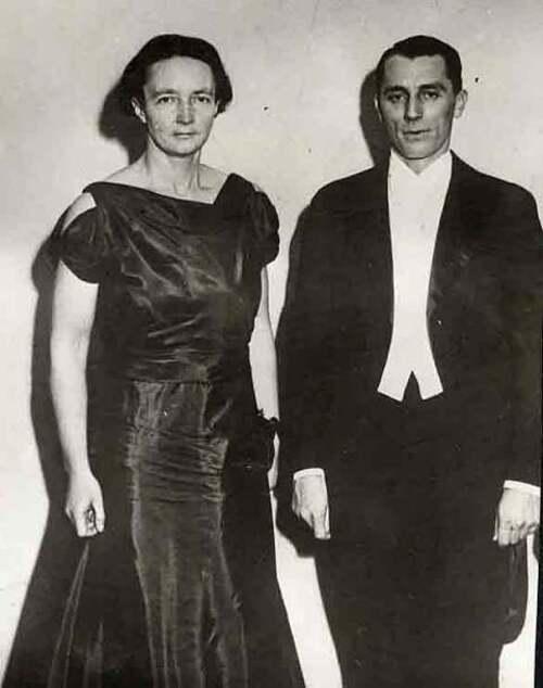 17 mars 1956 : décès d'Irène Joliot-Curie