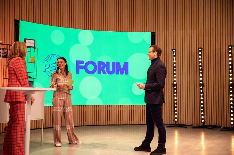 Pep forum
