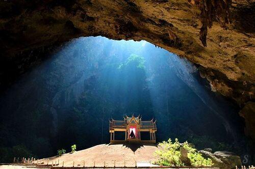 Thaïlande : La Grotte de Phraya Nakhon