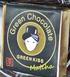 gruene Schokolade
