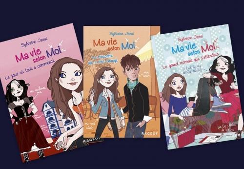une serie de livre que j'adore