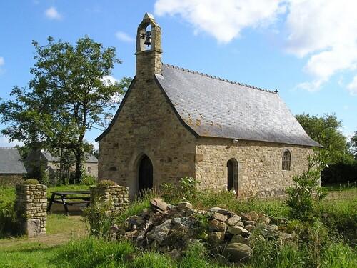 Sainte Colombe à Lanloup (Plouha)