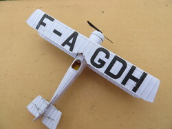 CAUDRON C60 F-AGDH de Robert Landiech