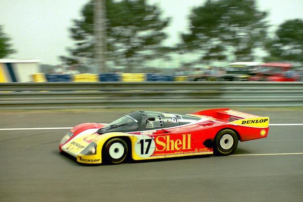 Derek Bell (1983-1996)