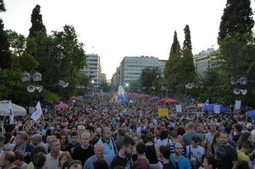 Carnets grecs du PTB (2) : « La peur doit changer de camp »