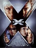 X-Men 2 affiche