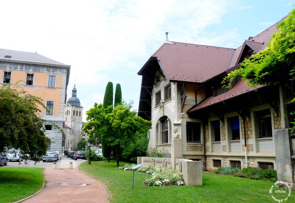 Annecy - Haute Savoie !