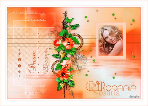 *** Rosaria ***