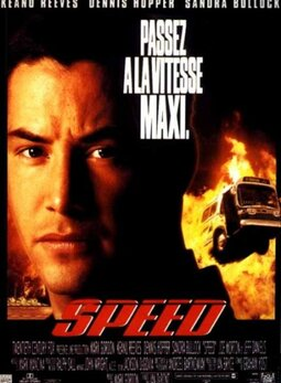 SPEED BOX OFFICE FRANCE 1994