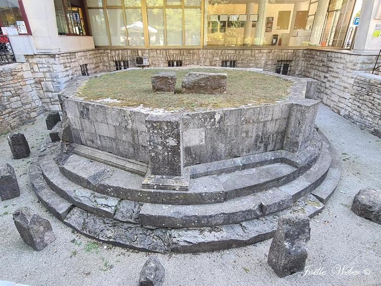 Croatie : Pula les vestiges romains