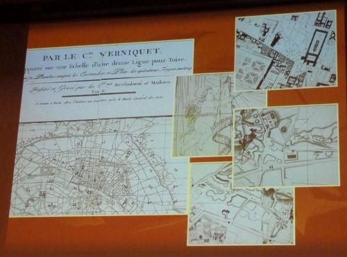 Edme Verniquet , une conférence de Jenry Camus