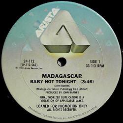 Madagascar - Baby Not Tonight