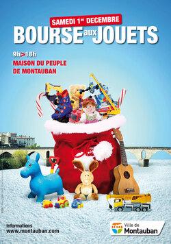 Ville de Montauban Bourse aux Jouets 2012