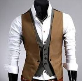 Des vestes sans manche pour les mariages Gitans