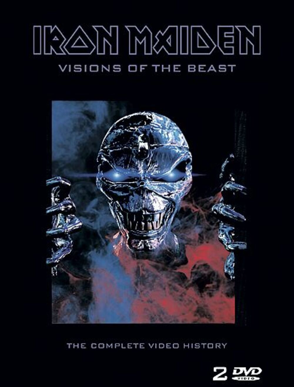 Iron Maiden - Visions of the Beast (2003)
