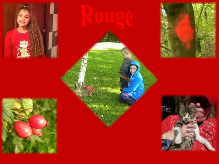 Rouge!