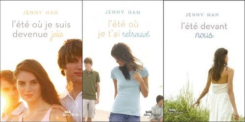 La trilogie de Jenny Han