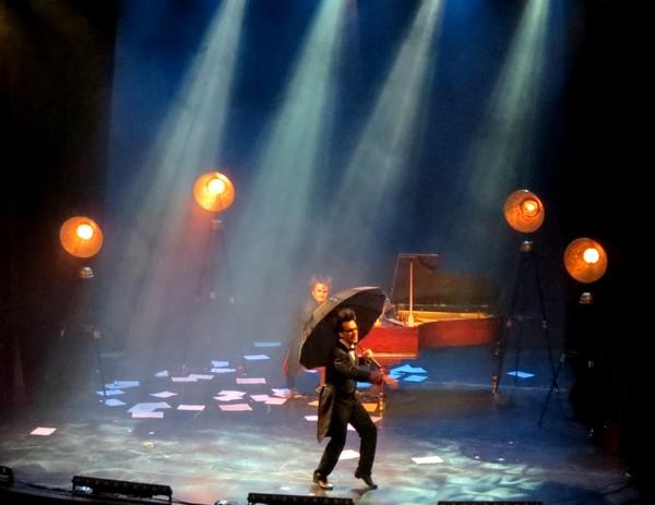 """""""Les Virtuoses"""" un spectacle hilarant, proposé par Châtillon-Scènes, en co-réalisation avec le théâtre Gaston Bernard de Châtillon sur Seine"""