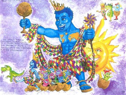 Pignataro : roi de la planète bleue