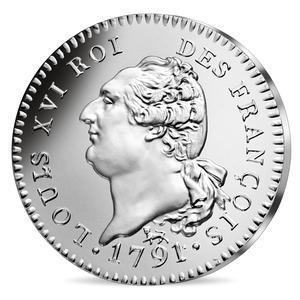 Pièces de la Monnaie de Paris pour le Patrimoine