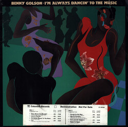 Benny Golson - I'm Always Dancin' To The Music - Complete LP