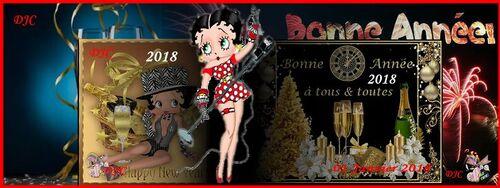 Betty Boop Épiphanie  -  autres !!!