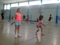 TOURNOI BADMINTON PARENTS-ENFANTS